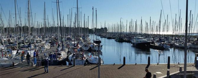 Virtuele tour bij Connect Yachtbrokers